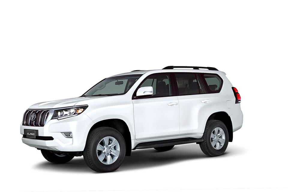 Toyota Prado Camioneta Land Cruiser Prado Toyota Perú 2021