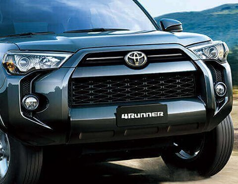 Parte frontal Camioneta 4 Runner Toyota