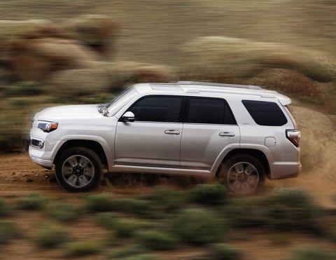 Velocidad crucero | Camionetas Toyota Off Road