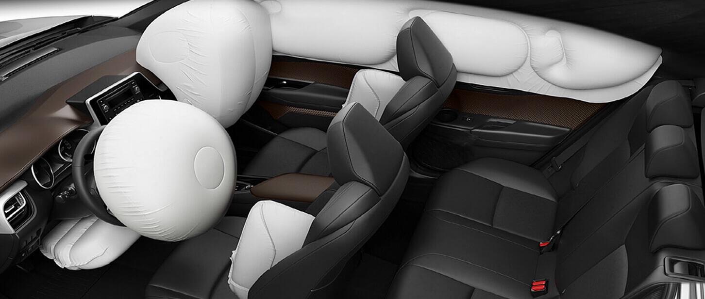 Airbags de híbridos | Autos Toyota CH-R