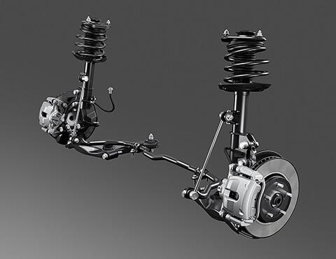 Toyota chr interior mécanico