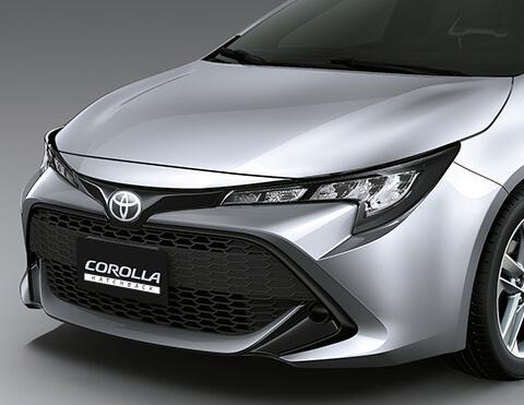 Luces de autos híbridos | Toyota Corolla HB
