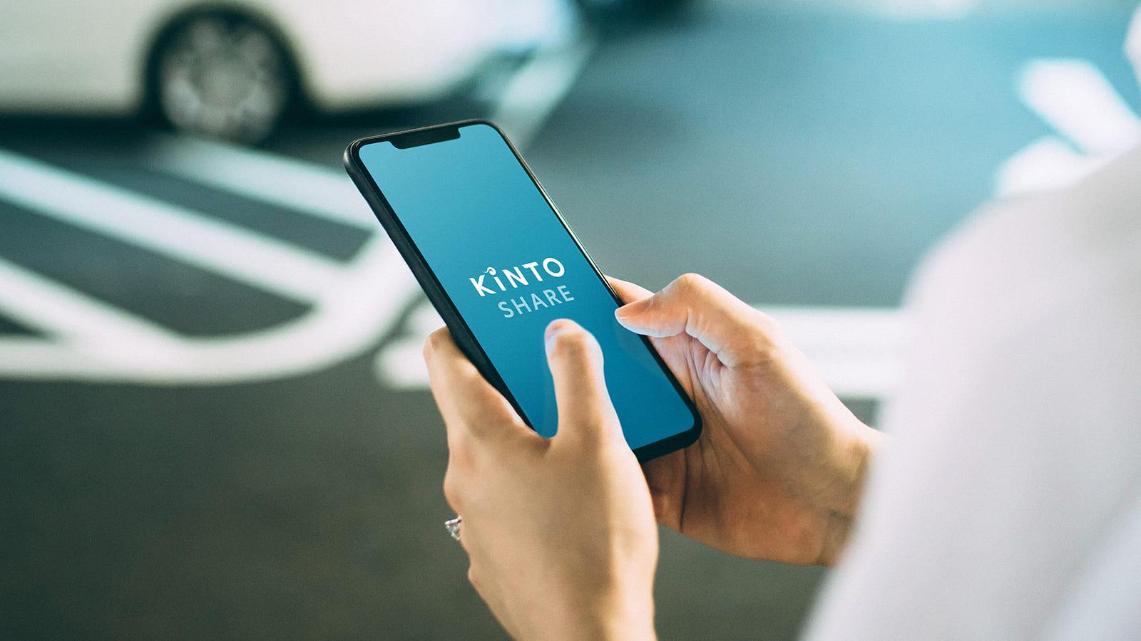 El servicio de movilidad Kinto SHARE, aumenta un socio estratégico en su fase de prueba