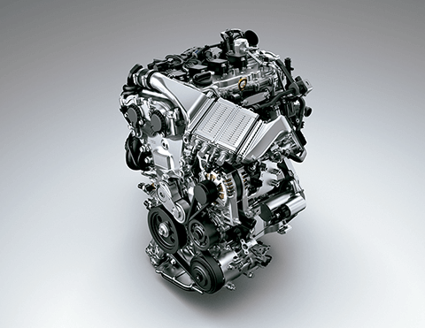 Motores eléctricos | Corolla Hatchback