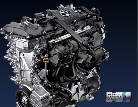 Motores híbridos | Toyota CH-R