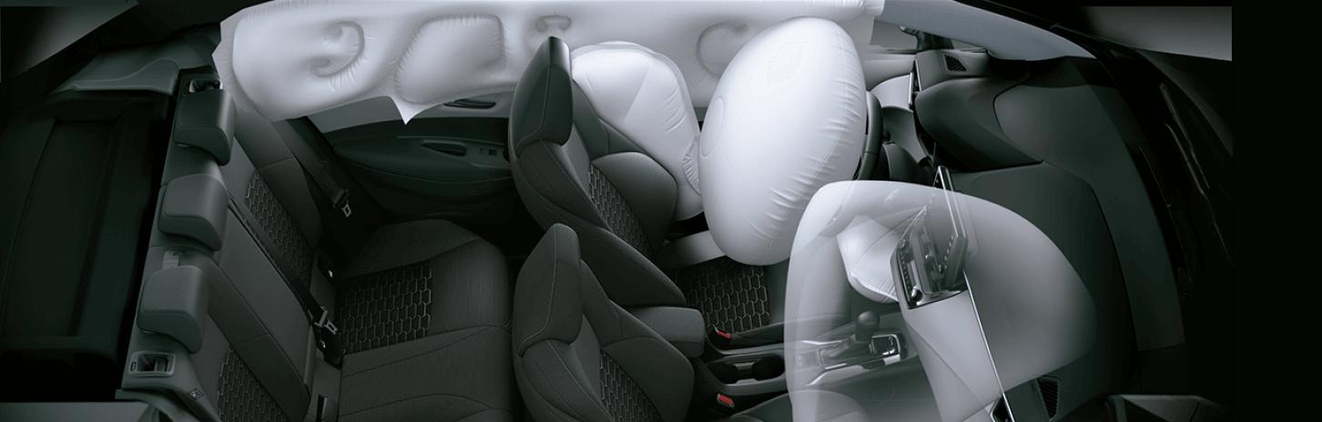 Airbag Toyota Corolla
