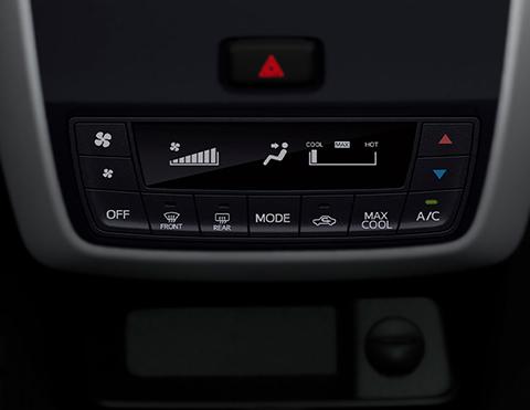 Mejor aire acondicionado para carros | Toyota Agya