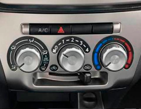 Aire acondicionado | Auto Agya Toyota 2021