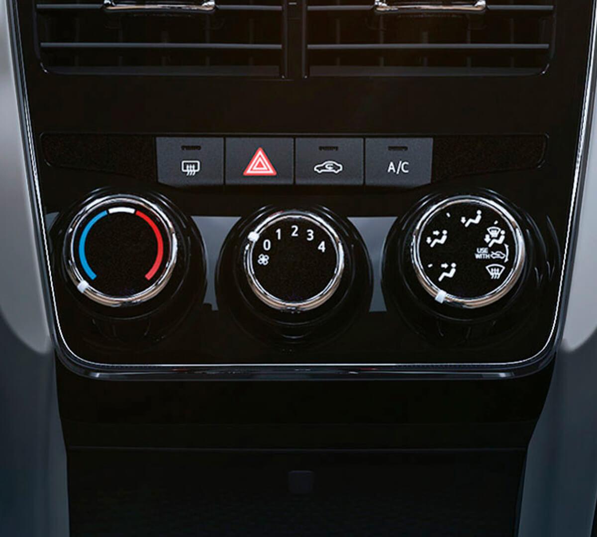 Aire acondicionado del auto Toyota Yaris 2021- 2022