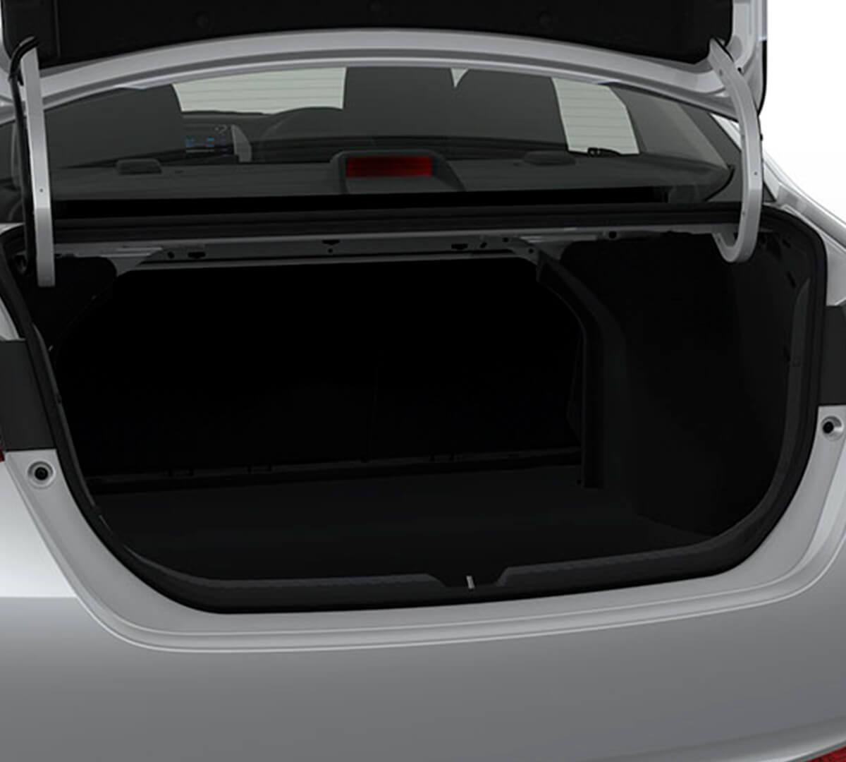 Maletero del auto Toyota Yaris 2021- 2022