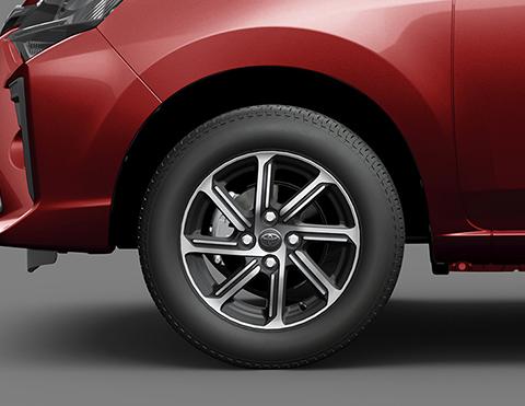 Aros de aleación | Nuevo Toyota Agya