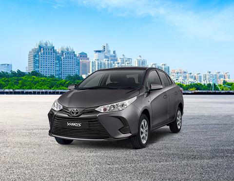 Auto tipo sedan | Nuevo Toyota Yaris 2021- 2022