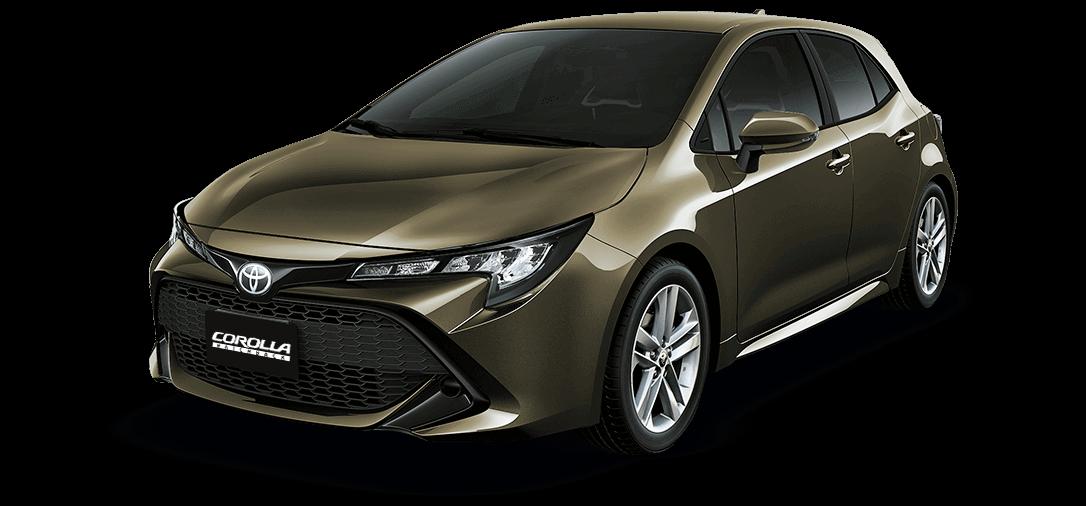 Auto Toyota Corolla Hatchback