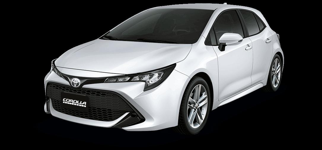 Automóvil Toyota Corolla Hatchback