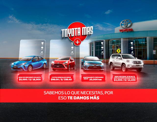 Autos baratos y camionetas en descuento Toyotamás 2021