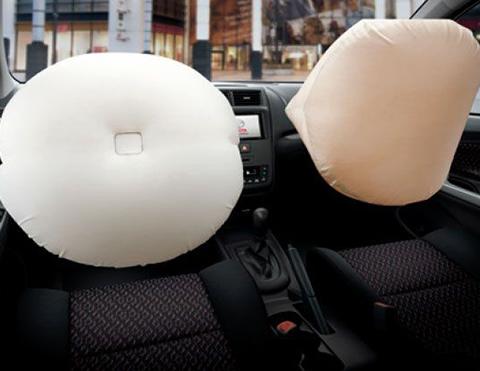 Airbags seguras para camionetas | Toyota Avanza