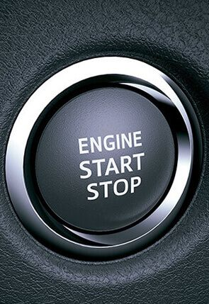 Botón de arranque Toyota