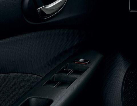 Botones eléctricos para las ventanas Toyota