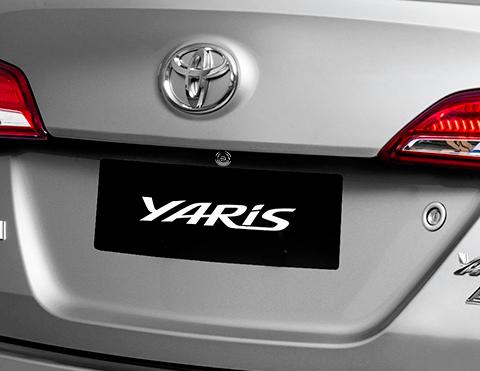 Cámaras y sistemas más seguros en autos | Toyota Yaris Sedan