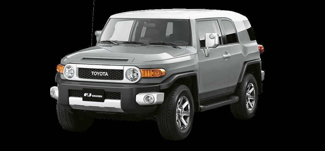 Camioneta FJ Cruiser Toyota