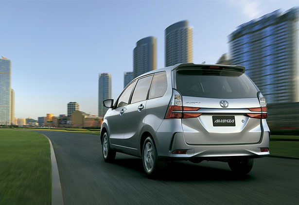 Camionetas SUV | Avanza Toyota