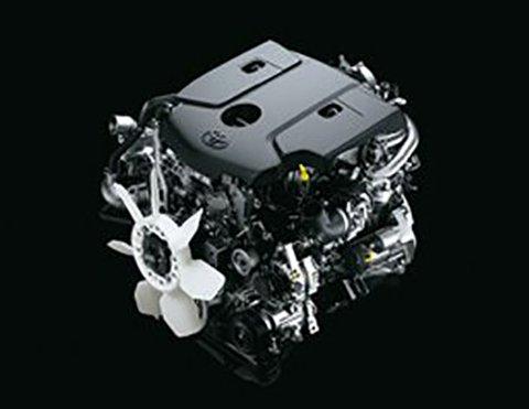 Motor camioneta Toyota Fortuner