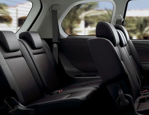 Camionetas cómodas | Toyota Avanza
