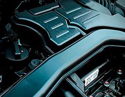 Motor mejorado | Toyota Agya 2021