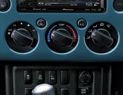 Climatizador   Toyota FJ Cruiser