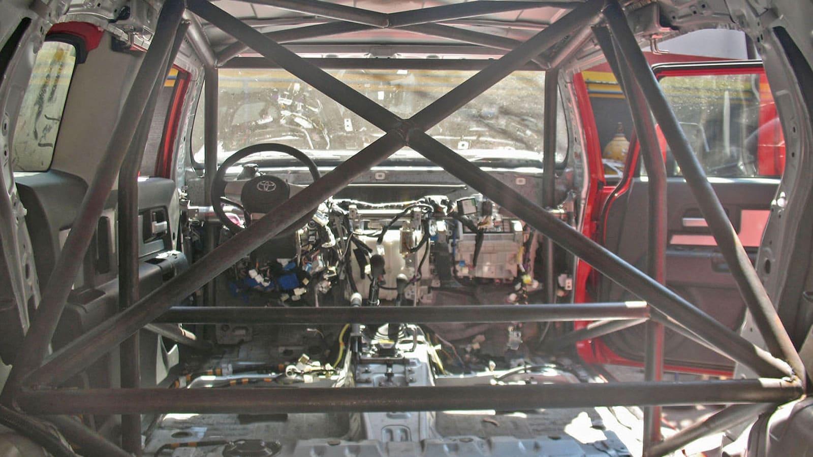 ¿Cómo preparar una camioneta para competencias off road o rallies?