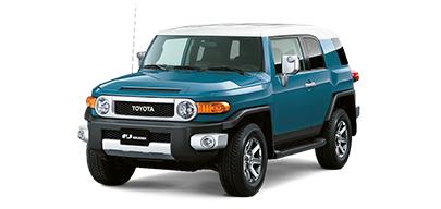 Comprar camionetas a crédito | FJ Cruiser