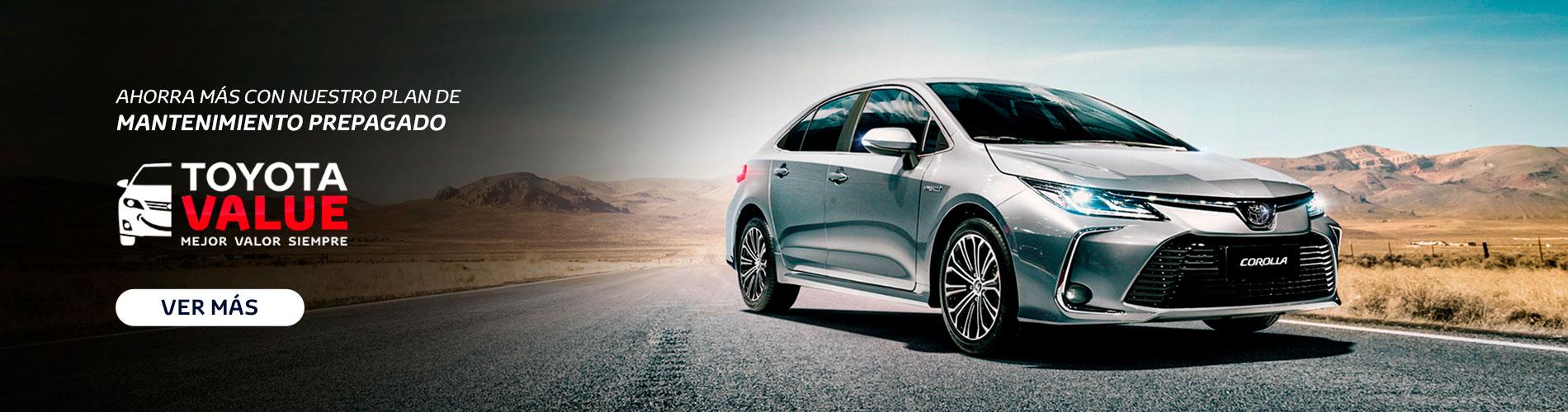 Promociones de carros   Toyota Corolla