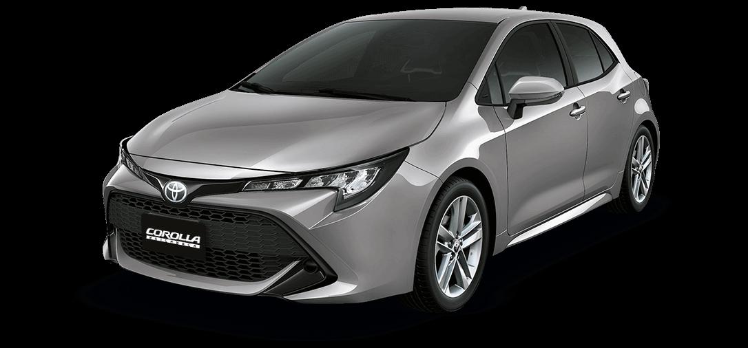 Corolla Toyota Gris