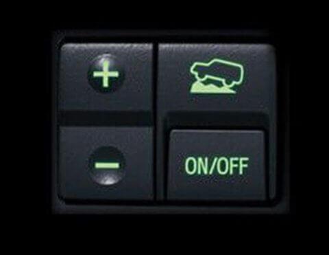 Crawl Control Toyota