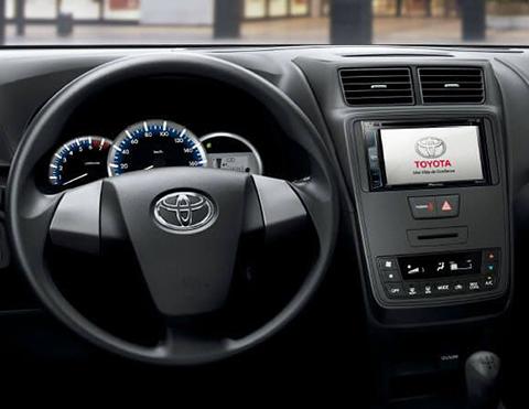 Camionetas familiares económicas | Toyota Perú