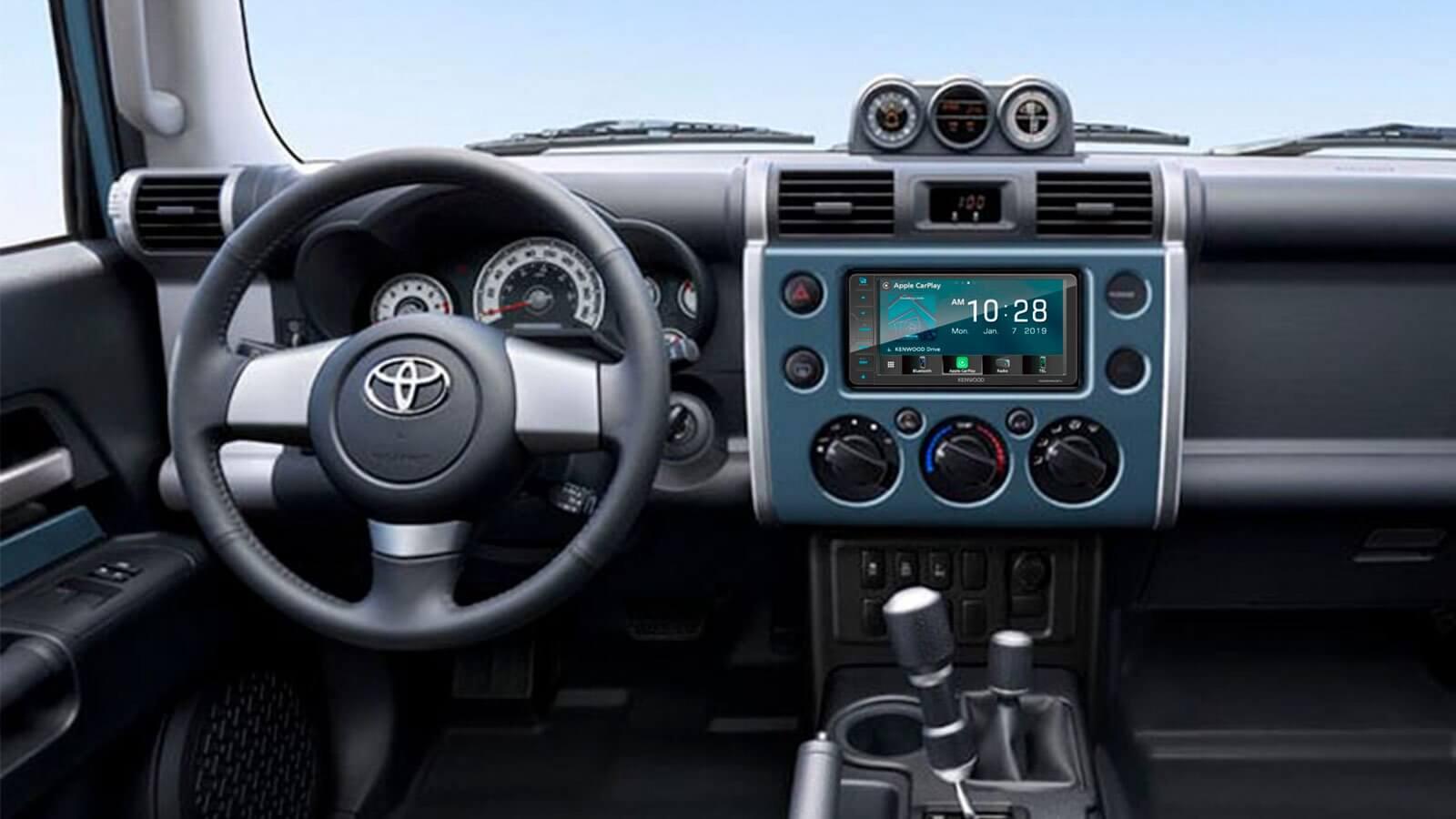 Espacios interiores Toyota