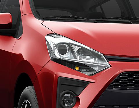 Faros halógenos para carros | Toyota Agya 2021