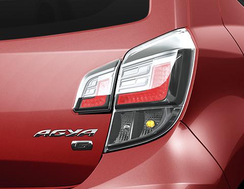 Nuevos faros LED | Auto Toyota Agya