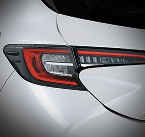 Faros traseros auto Toyota