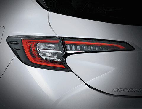 Faros traseros Toyota Corolla