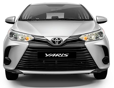 Conoce el nuevo Toyota Yaris Sedan 2021- 2022