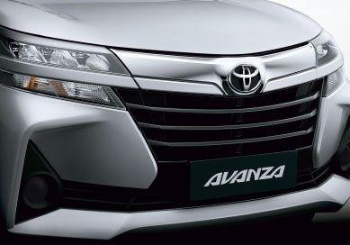 Frontal Toyota Avanza