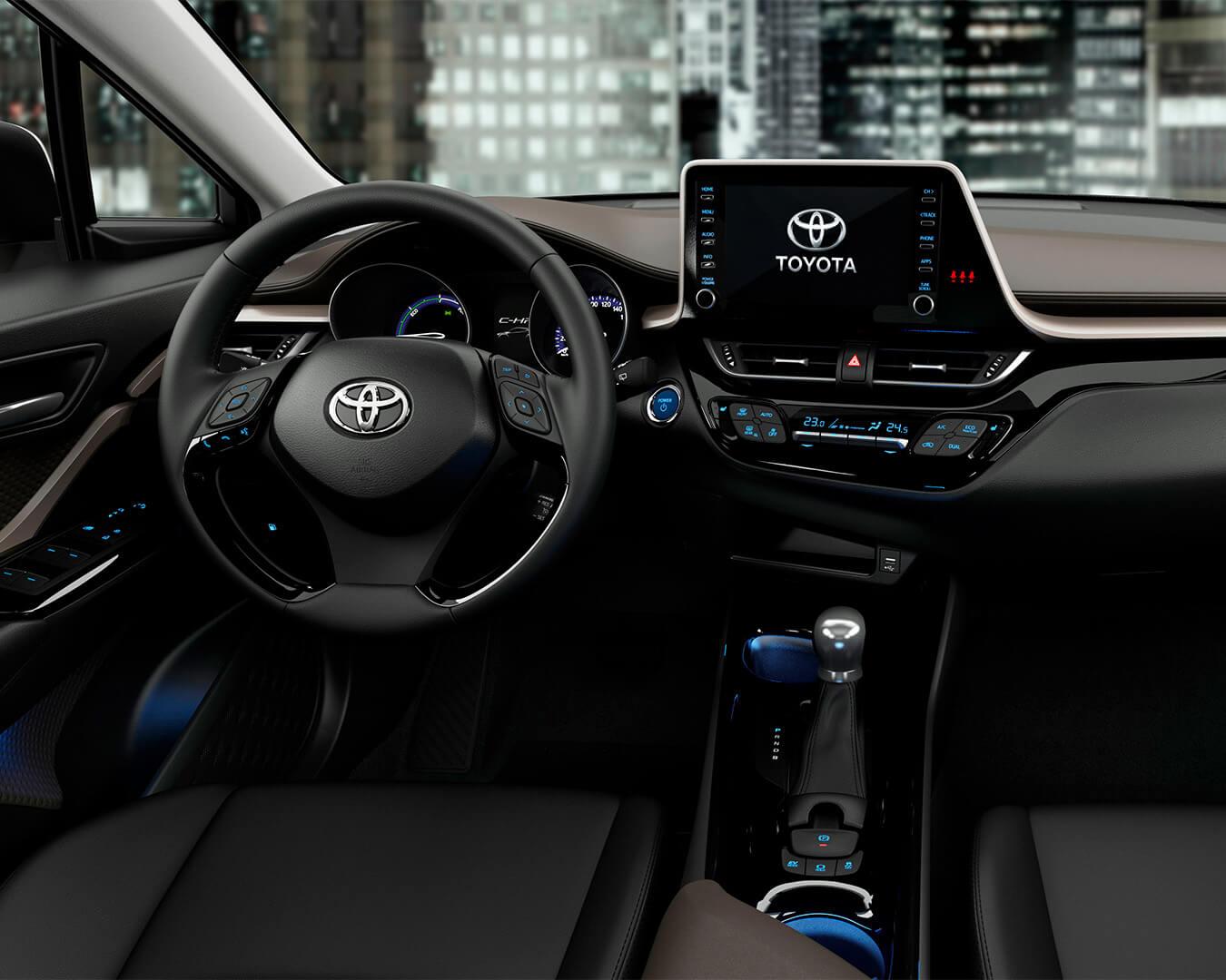 Motores eléctricos en Lima | Autos Toyota CH-R