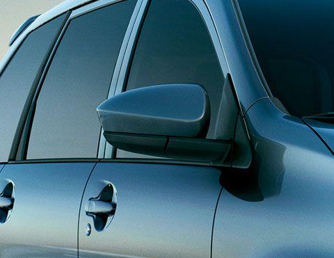 Espejos retrovisores para camionetas Toyota
