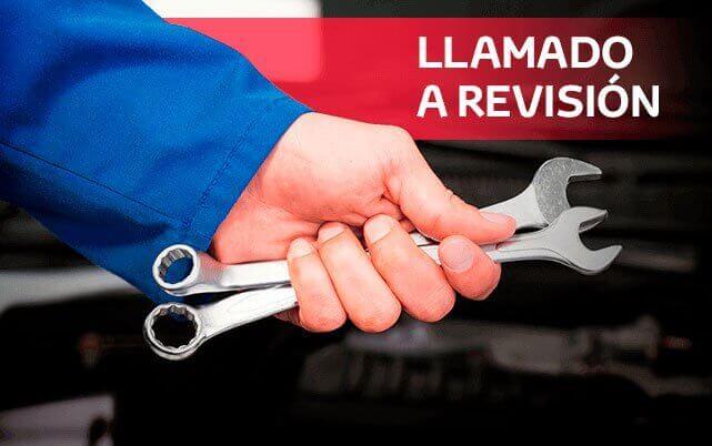 Llamado a revisión autos Toyota