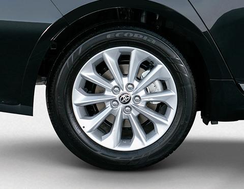 Llantas con aros de aleación   Autos Toyota