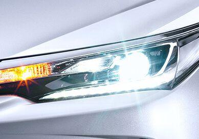 Luz LED frontal Toyota