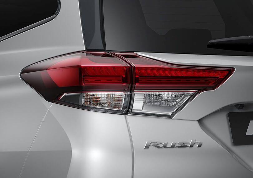 Luz LED trasera Toyota Rush