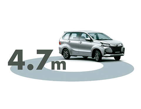 Camionetas más seguras | Toyota Avanza