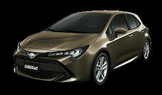 Nuevo Toyota Corolla Hatchback